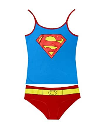 Supergirl - Chemise de nuit -  Femme