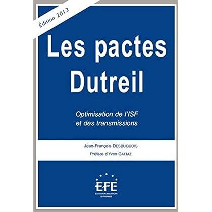 Les Pactes Dutreil,3ème édition