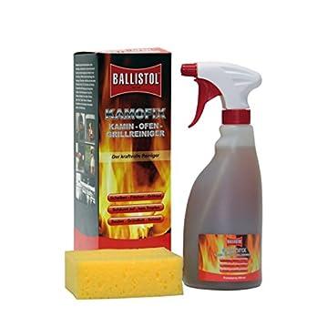 Ballistol Reiniger Kamofix 600ml Reiniger Fr Grill Und Andere Hartnckige Verschmutzungen