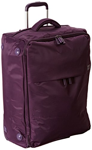 lipault-foldable-2-wheeled-25-inch-packing-case-purple-one-size