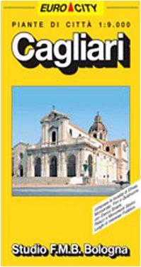 Cagliari 1:10.000 (Euro City)