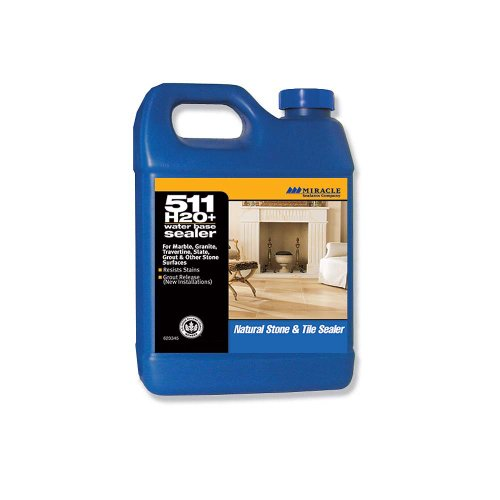 MIRACLE SEALANTS H2O PL QT SG 511 H20 PLUS WATER BASED PENETRATING SEALER  QUART BY MIRACLE SEALANTS