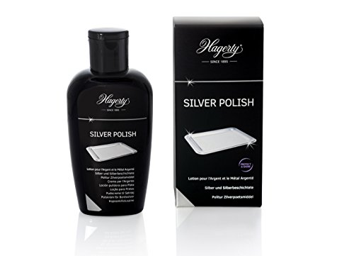 Hagerty Silver Polish 100ml