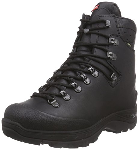 Hanwag Alaska Winter GTX, Bottines de Randonnée Homme Noir (Black)