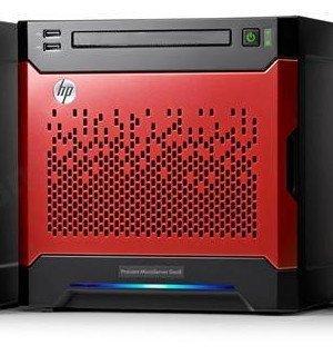 HP ProLiant MicroServer Gen8, G1610T, 4GB RAM 2TB HDD B120i, SATA