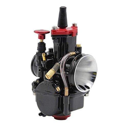 ETbotu carburatore PWK28/30/32/34mm Gasoline Generator carburatore per motocicletta ATV UTV Yamaha etc