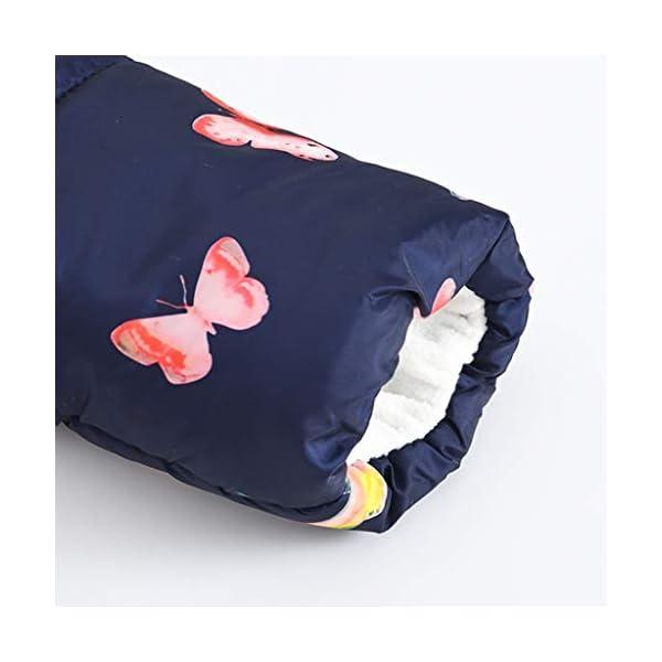 Vectry Abrigo Bebé, Niña Infant Ropa Otoño Invierno Mariposa con Capucha Invierno Cálido con Capucha A Prueba De Viento… 4