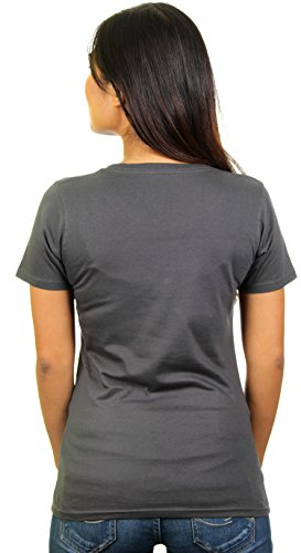 On The Road - Damen T-Shirt von Kater Likoli Anthrazit