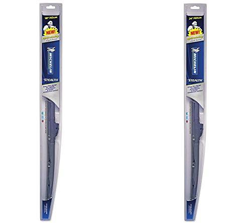 Michelin STEALTH Hybrid PAIRE BALAIS ESSUIE-GLACE 18 \