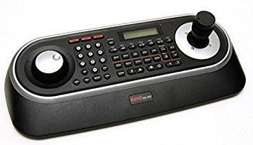 PTZ Dome Controller : REVO America - Universal PTZ Joystick Speed Dome Controller REJCPTZ-1