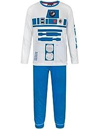 Star Wars - Pijama dos piezas - manga larga - para niño