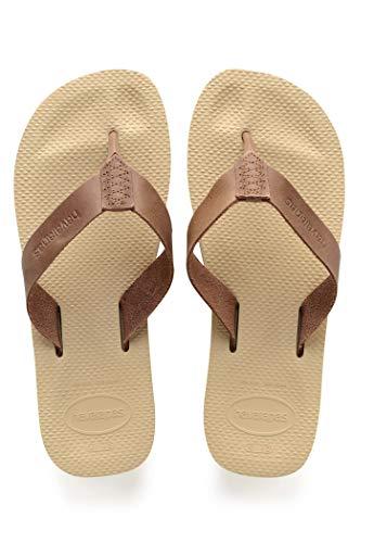 Havaianas Zehentrenner H. URBAN Special CF 4140688 0092 Braun Ivory, Schuhgröße:43/44 Bra