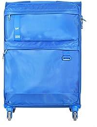 0e2dd41b2 SKYBAGS SKYSURF 71Cm Unisex Medium Soft Luggage Suitcase-STSKYWH71BLU(Blue)