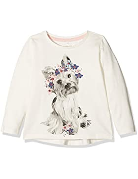 NAME IT Mädchen Langarmshirt Nmfdassa LS Top