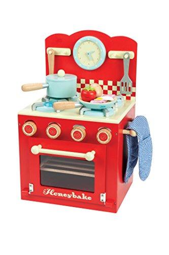 Preisvergleich Produktbild Le Toy Van Le Toy Van Küchenzeile mit Zubehör Rot