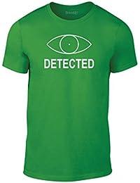 Brand88, Detected, Erwachsene Mode T-Shirt