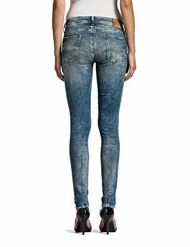 Replay Yasmeen - Jeans - Slim - Femme Bleu (Blue Denim 9)