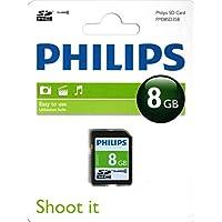 Philips SD-Karte Class 4 8 GB, SDHC