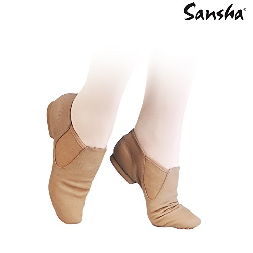 Sansha js31lco moderno Scarpe di jazz Donna nero