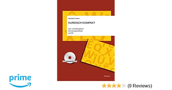 Kurdisch Kompakt Lehr Und übungsbuch Mit Lösungsschlüssel