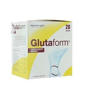 SYNERGIA - Synergia Glutaform Confort Digestif Immunité 20 Sachets