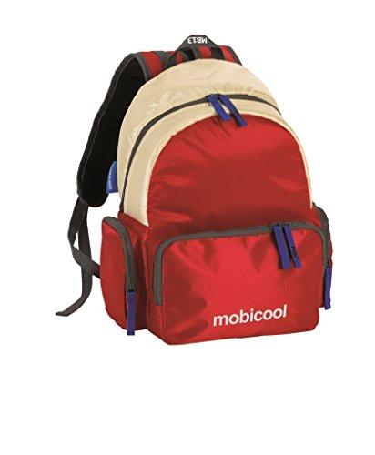 Waeco Mobicool Sail 13BP - Zaino Termico, Colore: Rosso