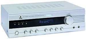 Electronic 5.0 Big Line 180 Surround Receiver +  Karaoke silber