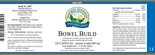 BOWEL BUILD (120)
