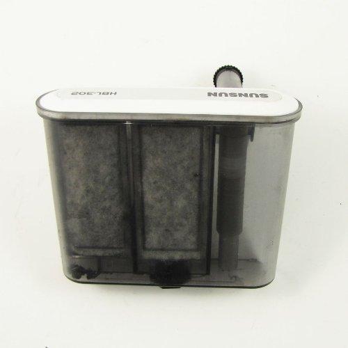 Sunsun Aquarium « Fish Tank 40l Hang on Filter Wasserfall 220 -240v 3w 350l / h (Aquarium 40 Liter-filter)