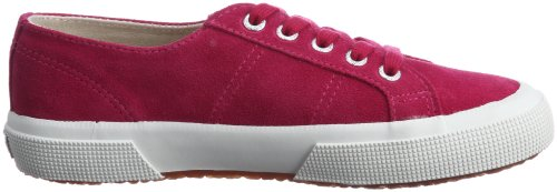 Superga  2750 Sueu, Sneakers Basses mixte adulte Pink (Raspberry G90)