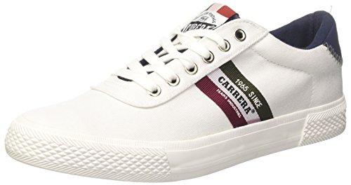 Carrera Flag CVS, Zapatillas para Hombre, Blanco (White 01), 41 EU