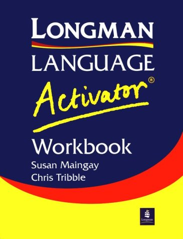 Longman Language Activator Workbook