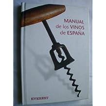 MANUAL DE LOS VINOS DE ESPAÑA