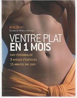 Ventre plat en 1 mois de Aude Vret ( 2006 )