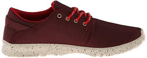Etnies Scout - Scarpa indoor multisport, , taglia Rosso (Rot (625/MAROON))
