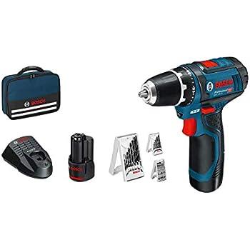 Bosch 0601868101 Perceuse sans fil 12 V (sans batterie ni