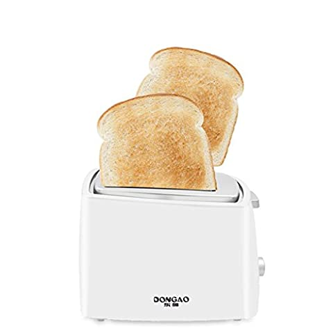 MNII 2 Slice Retro Toaster • 2 Slots • Warming Rack • 800 W • Defrost Funktion • Thawning und Reheating Funktion • Unendlich variable Bräunungssteuerung • Abnehmbarer Crumb Container • 6 Stände • Pink & Wh , white a