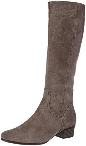 Gabor Shoes Damen Basic Stiefel, Braun (13 Wallaby), 38 EU