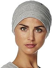 Gorro Vitale para quimioterapia 100% algodón color gris claro