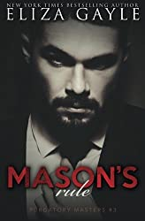 Mason's Rule (Purgatory Masters) (Volume 3) by Eliza Gayle (2014-08-26)
