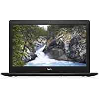 Dell Vostro 3580 - Ordenador portátil (Intel Core i5-8265U, 4 GB de RAM, Pantalla de 15,6 Pulgadas HD, Intel UHD 620, DVD RW y Windows 10 Pro), Color Negro