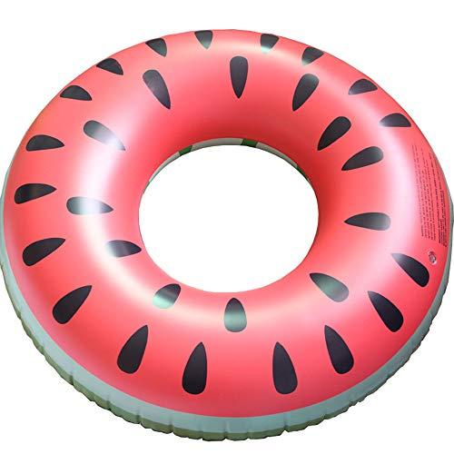 Makalon Sommer Strand Erwachsener Weich Schweben Liegend Schwimmring Einstellbare Schwimmwesten Schweben Leben Boje Für Schwimmboote Bootsring Float Pool Wassermelone Spielzeuge Wasser