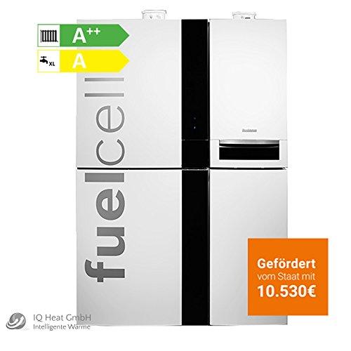 Preisvergleich Produktbild Buderus Logapower FC10 Brennstoffzelle GBH172-24 Hybrid Energiezentrale Abgas