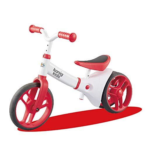 ZXDBK Balance Fahrrad,Allrad-Laufrad Hohe Qualität, Ultraleicht Balance Fahrrad ohne Pedale Outdoor/Indoor Developmental Education Spielzeug für Baby Kids
