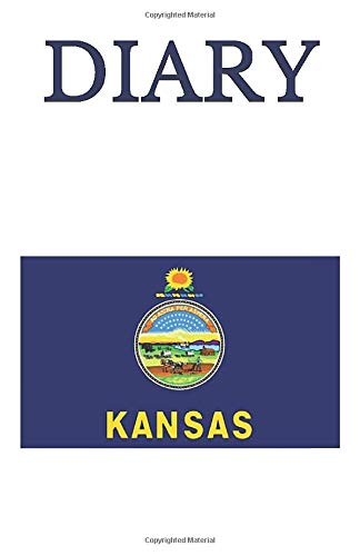 DIARY: USA Kansas Flag