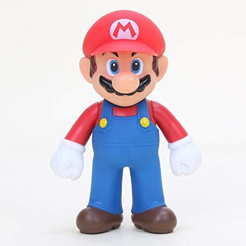 Super Mario - Figura Mario 12 cm / 5' Mario Figure