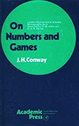 On Numbers and Games (L.M.S. Monographs ; No. 6) by John Horton Conway (1976-06-30)