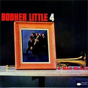 Little b : booker little 4 & max roach