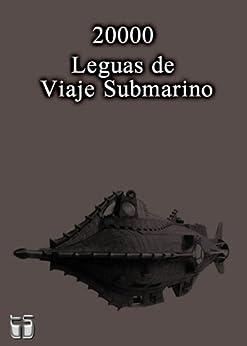 20000 leguas de viaje submarino (ilustrado) de [Verne, Julio]