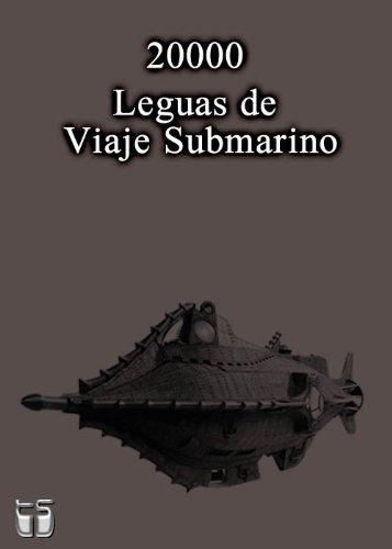 20000 leguas de viaje submarino (ilustrado) por Julio Verne